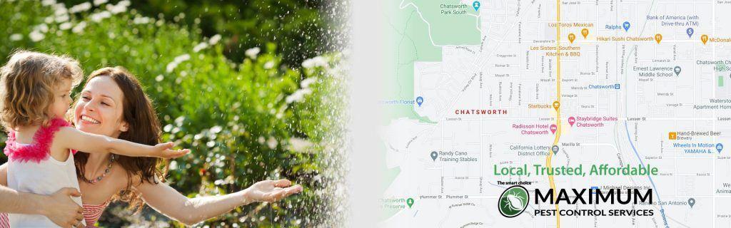 Chatsworth LA Pest Control Company